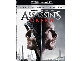 Assassin's Creed 4K Blu-ray