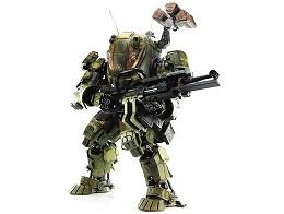 Estatua Titanfall Ogre Model Spec
