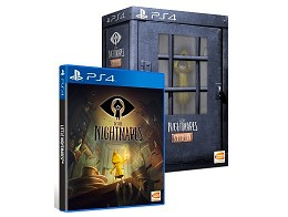 Little Nightmares: Six Edition PS4