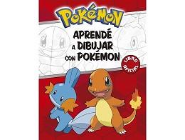 Aprende a dibujar con Pokémon (ESP) Libro