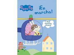 Peppa Pig Actividades: ¡En marcha! (ESP) Libro
