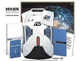 Mass Effect:Andromeda Pathfinder Ed (ING) Libro