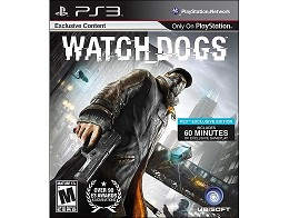 Watchdogs PS3 Usado