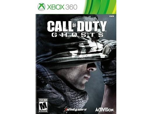Call of Duty: Ghosts XBOX 360 (en inglés) Usado