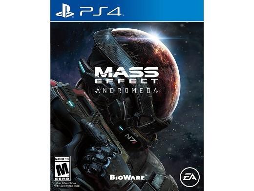 Mass Effect Andromeda PS4 Usado
