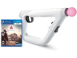PSVR Aim Controller Farpoint Bundle PS4