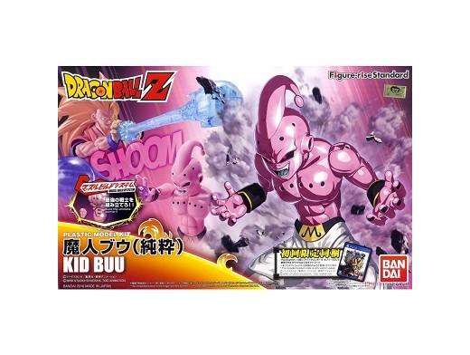 Model Kit Kid Buu Bandai Rise Standard