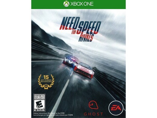 Need for Speed: Rivals XBOX ONE Usado
