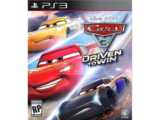 Cars 3: Driven to Win PS3