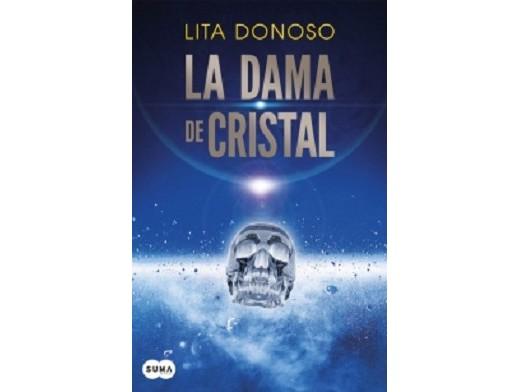 La dama de cristal (ESP) Libro