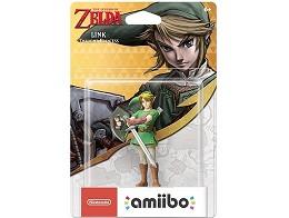 Nintendo amiibo Figura Link: Twilight Princess