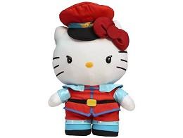 Peluche Hello Kitty M. Bison 10'' Deluxe