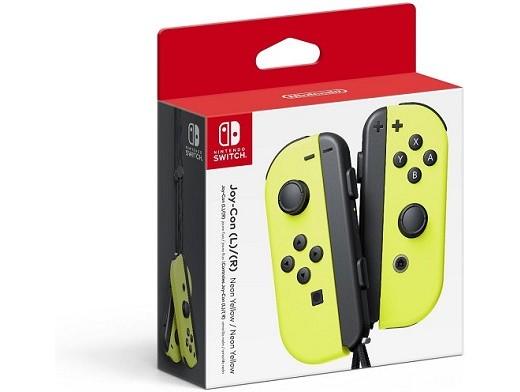 Nintendo Switch Joy-Con Set Amarillo