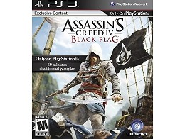 Assassin's Creed IV: Black Flag PS3 Usado