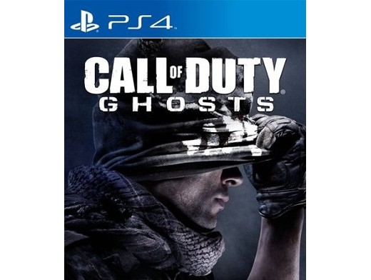 Call of Duty: Ghosts PS4 Usado