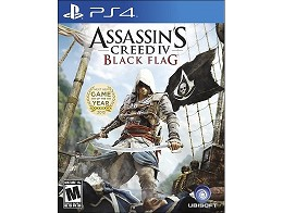 Assassin's Creed IV: Black Flag PS4 Usado