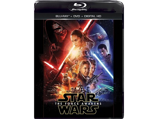 Star Wars: The Force Awakens Ed USA Blu- Ray