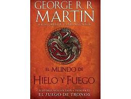 El Mundo de Hielo y Fuego (ESP) Libro