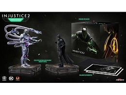 Triforce Injustice 2 Collector's Pack