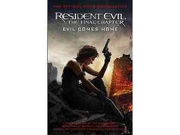 Resident Evil Final Chapter Mmpb (ING) Libro