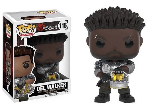 Figura Pop! Games: Gears of War Del Walker