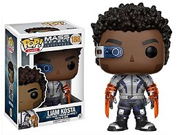 Figura Pop! Games: Mass Effect A - Liam Costa