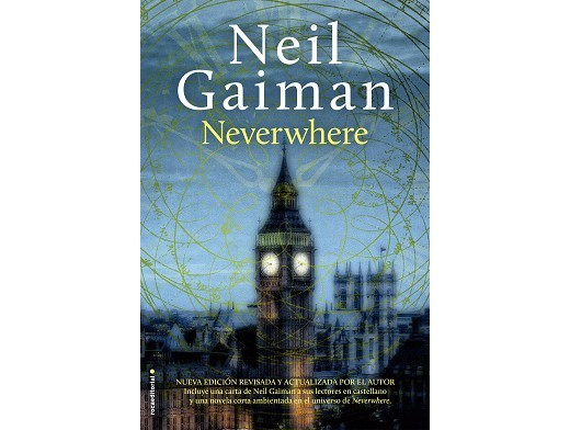 Neverwhere (ESP) Libro