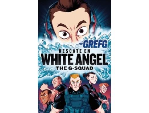 Rescate en White Angel (The G-Squad) (ESP) Libro