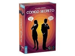 Código Secreto - Juego de Mesa