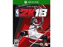 NBA 2K18: Legend Edition XBOX ONE