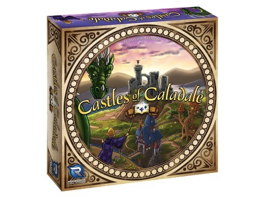 Castle of Caladale - Juego de Mesa
