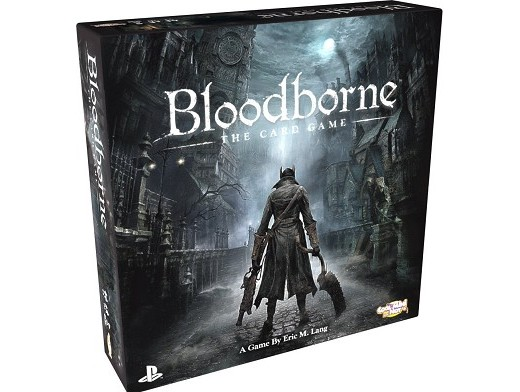 Bloodborne: The Card Game - Juego de Mesa