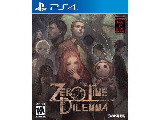 Zero Time Dilemma PS4