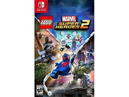 Lego Marvel Super Heroes 2 NSW