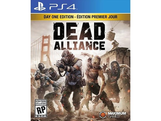 Dead Alliance: Day One Edition PS4