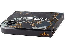 Steam Link Skin - CSGO Grey Camo