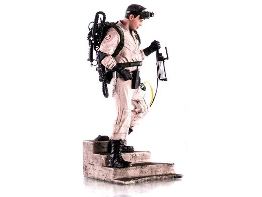 Estatua Ray Stantz Ghostbusters 1/10