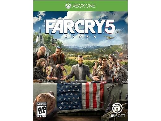 Far Cry 5 XBOX ONE Usado