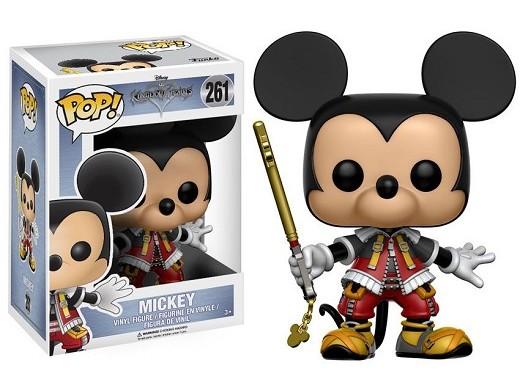 Figura Pop Disney: Kingdom Hearts - Mickey