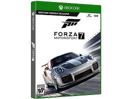 Forza Motorsport 7 XBOX ONE Usado