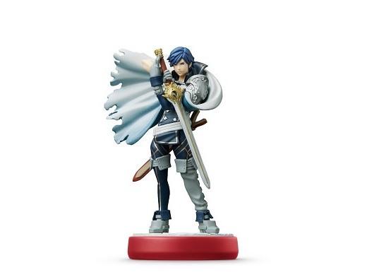 Nintendo amiibo: Figura Chrom Fire Emblem Warriors