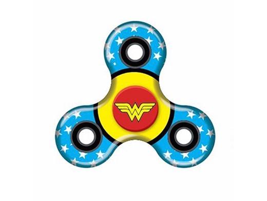 Fidget Hand Spinner JLA - Wonder Woman