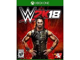 WWE 2K18 XBOX ONE Usado