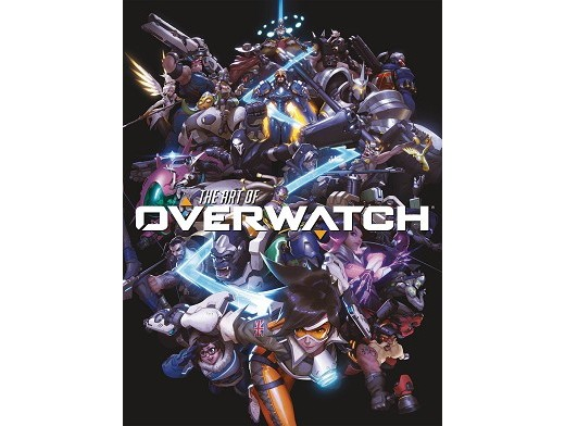 The Art of Overwatch (ING) Libro
