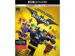 The Lego Batman Movie Blu-Ray 4K (USA)