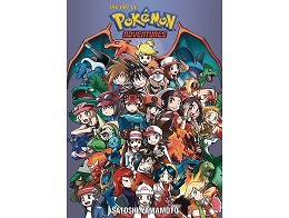 Art of Pokemon Adventures 20th Anniver (ING) Libro