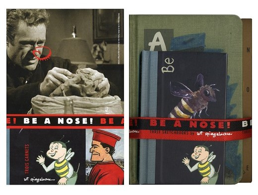 Be a Nose! - Cuadernos Art Spiegelman (ESP) Libro