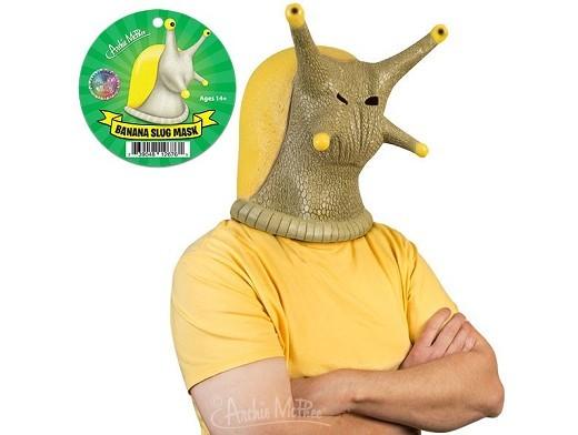 Máscara Cabeza de Caracol
