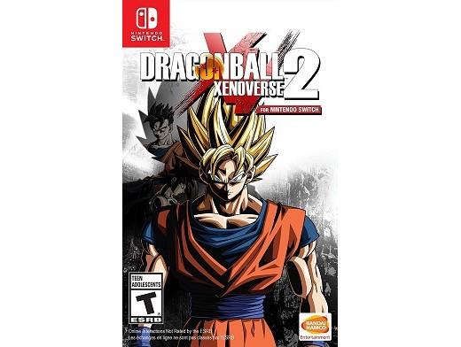 Dragon Ball Xenoverse 2 NSW Usado