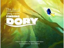 The Art of Finding Dory (ING) Libro